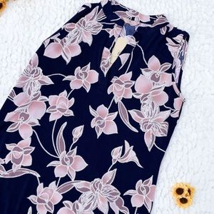 💜Host Pick💜  NWT Women's Floral Top | SJS